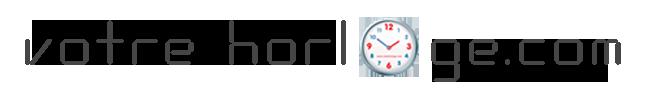 logotype votre horloge