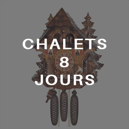 chalets 8 jours