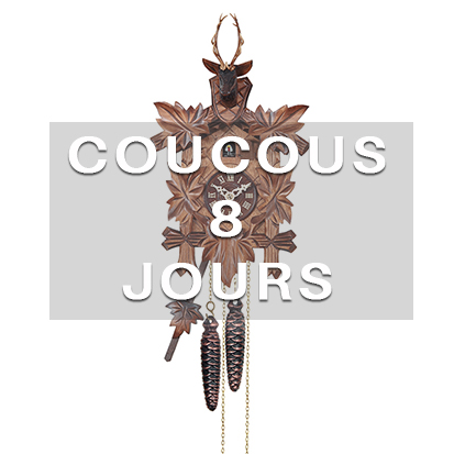 coucous 8 jours hover